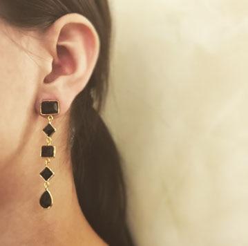 Long Earrings Columbus