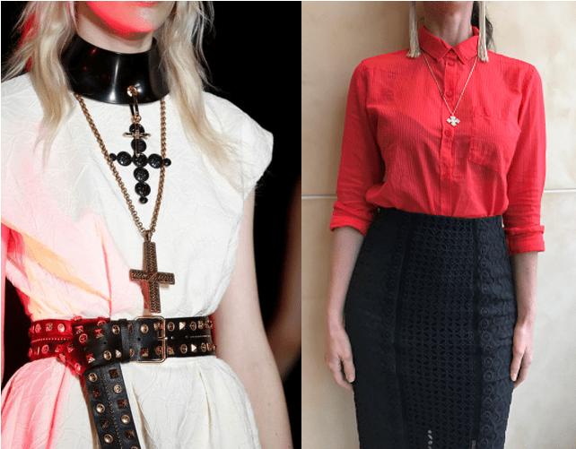 Crucifix Fashion: 2017 Argo & Lehne Style Report