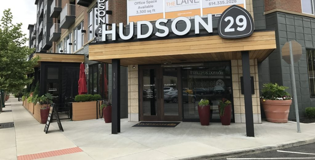 Hudson 29 | Upper Arlington Restaurant