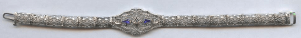 Vintage Diamond Bracelet | Columbus OH