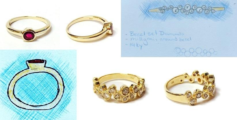 Custom Designed Jewelry | Argo & Lehne