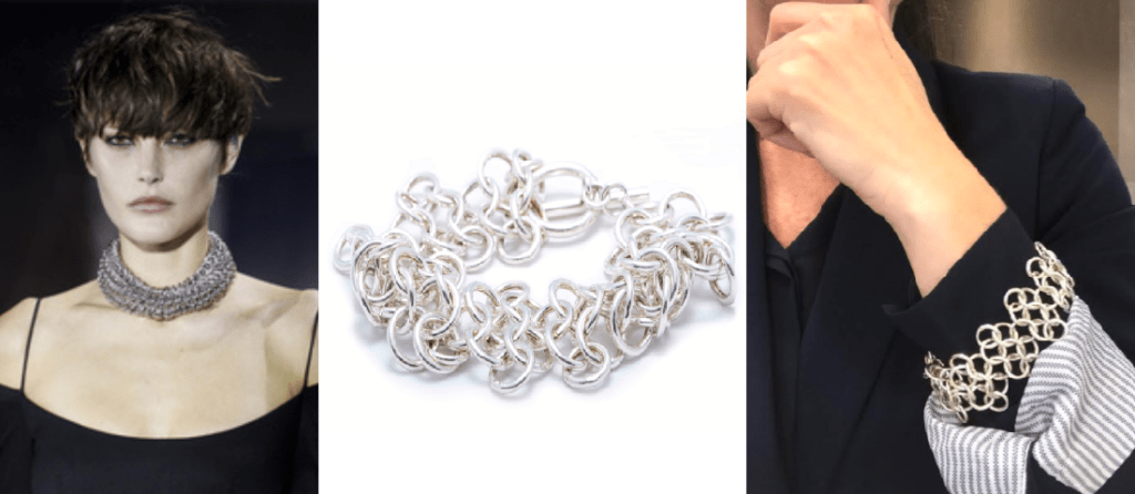 choker & stud jewelry